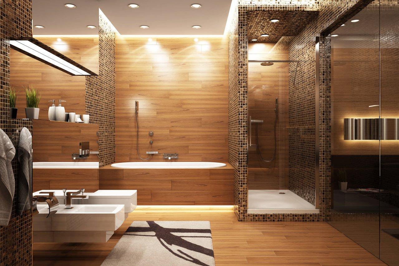 Design Fußboden Bad ~ Bodenbelag parkett das luxusgefühl unter den füßen laubvogel